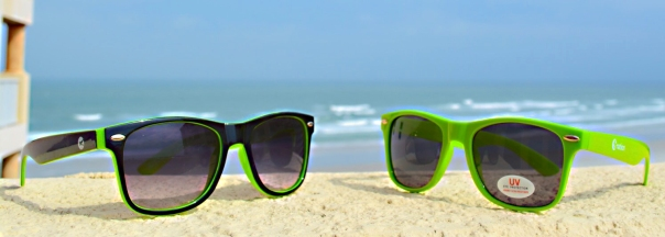 Imprint-able UV Sunglasses